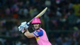 RR vs CSK Dream11 IPL 2020: Royals Captain Steve Smith Clears Concussion Test, Likely to Play Against MS Dhoni's Chennai Super Kings